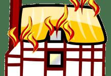 Αν πιάσει φωτιά το σπίτι