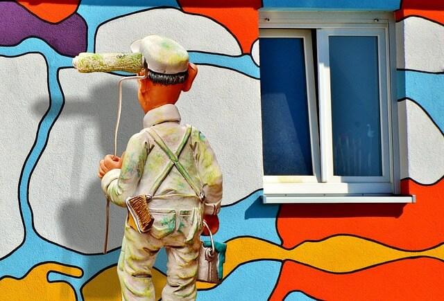 Αν θα βάψετε τον τοίχο