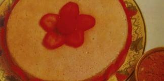 Τούρτα φράουλα - συνταγή διαίτης