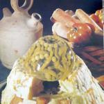 Νόστιμη ρώσικη σαλάτα σε φόρμα