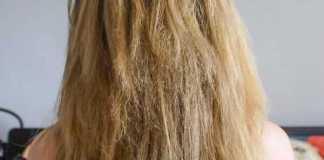 Μαλακτικό για ξηρά μαλλιά