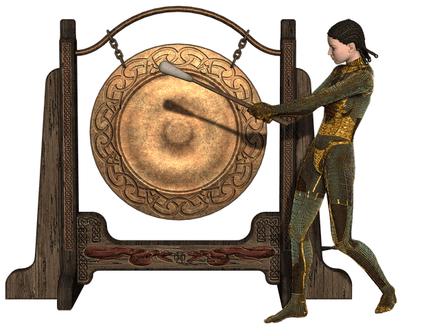 Ανέκδοτο –  Το Gong που λέει την ώρα