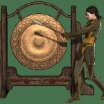 Το gong που λέει την ώρα