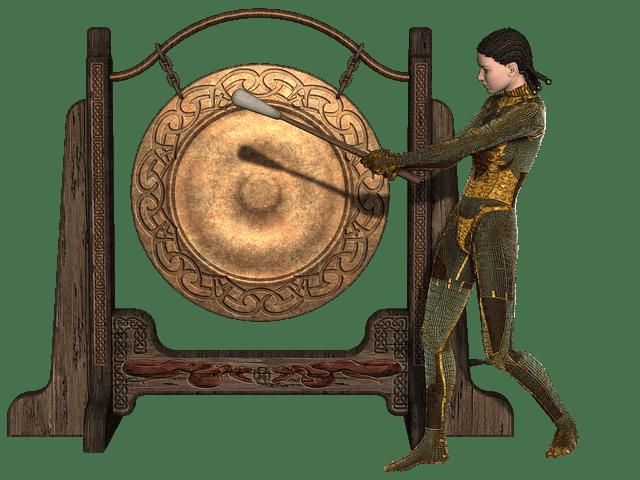 Ανέκδοτο - Το Gong