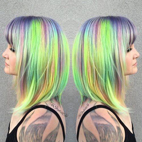 Χτενίσματα για μακριά μαλλιά με λεπτή τρίχα – μέρος 3ο