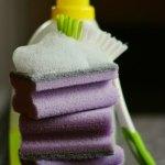 Για καθαρά σφουγγάρια καθαρισμού