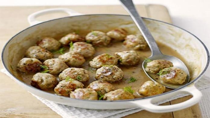 Καλογηρική Μαγειρική – Γιουβαρλάκια με τόνο