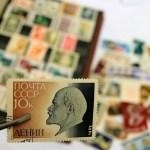 Τα γραμματόσημα που κόλλησαν