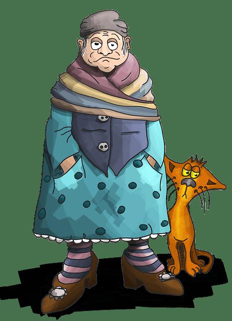 Ανέκδοτο – Πως τη λένε τη γιαγιά;