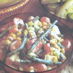 Φτιάχνουμε σαλάτα με ανάμικτα λαχανικά