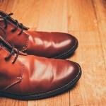 Σκληρό δέρμα στα παπούτσια
