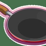 Λεκέδες καμένου στο τηγάνι