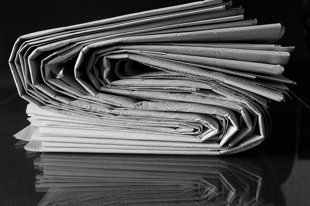 Μια απλή και γρήγορη κατασκευή για εφημερίδες και περιοδικά