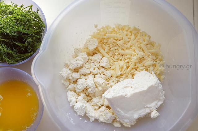 Το τυρί που περίσσεψε, τι θα το κάνεις;
