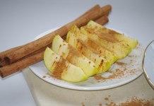 Νόστιμα μήλα με κανέλα