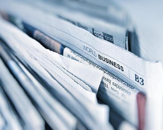 Ο σκόρος και η εφημερίδα