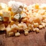 Με το τυρί που περίσσεψε