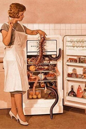 Πως θα καθαρίσεις το ψυγείο