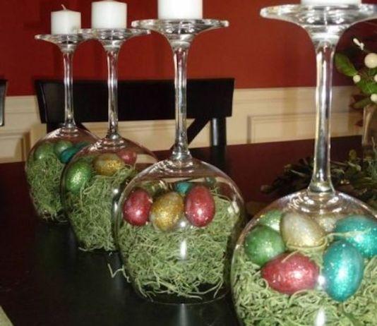 Διακόσμηση - Πασχαλινό τραπέζι