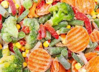 Πως θα καταψύξεις τα λαχανικά