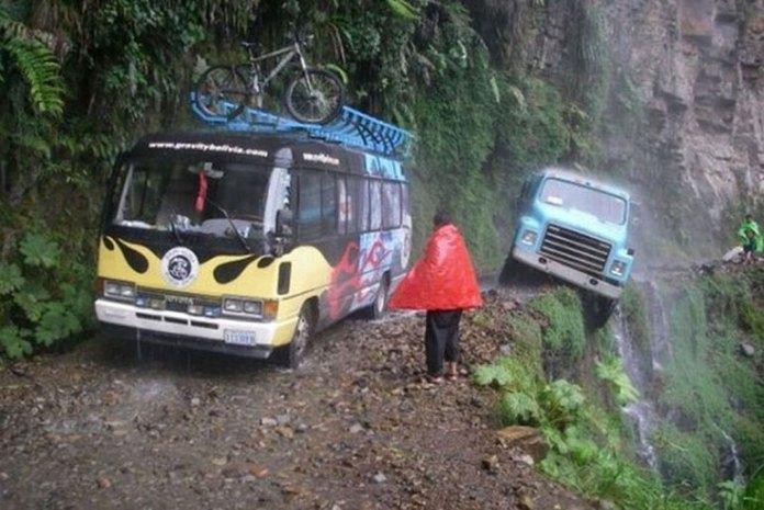 Αυτοί είναι οι πιο επικίνδυνοι δρόμοι