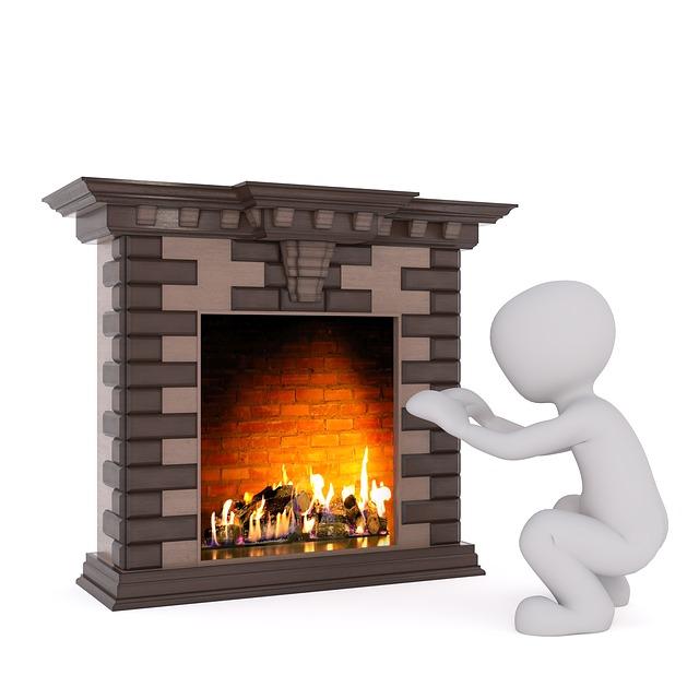 Αν σβήσει η φωτιά στο τζάκι