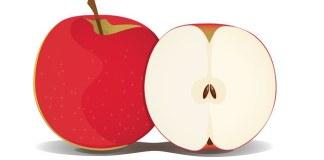 Κόβω το μήλο χωρίς μαχαίρι