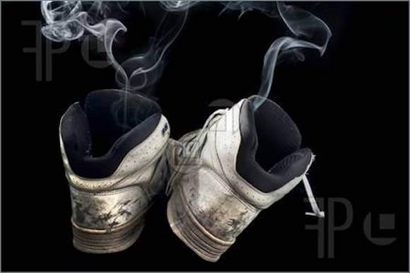 Αν θες να ξεμυρίσουν τ' αθλητικά παπούτσια