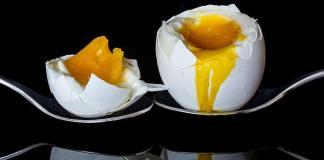Για να μη μυρίζει το αβγό όταν το βράζεις