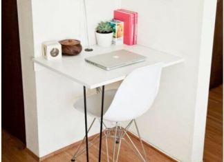 Μικρός χώρος για το γραφείο