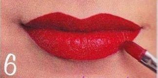 Για όμορφα βαμμένα χείλη