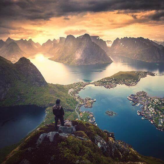 Νορβηγία – Μια πανέμορφη χώρα
