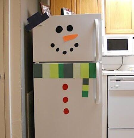 Ενα χαρούμενο ψυγείο