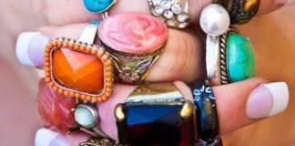 Σουρλουρού με δαχτυλίδια