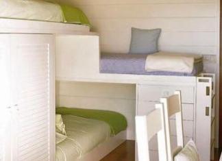 μικρό δωμάτιο 3 παιδιά