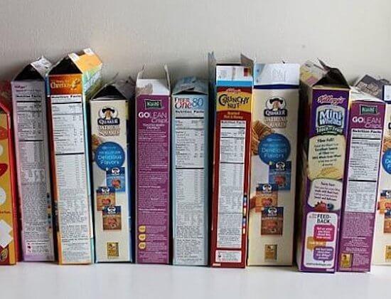 Περίσσεψαν δημητριακά στο κουτί – Ετσι θα τα διατηρήσετε