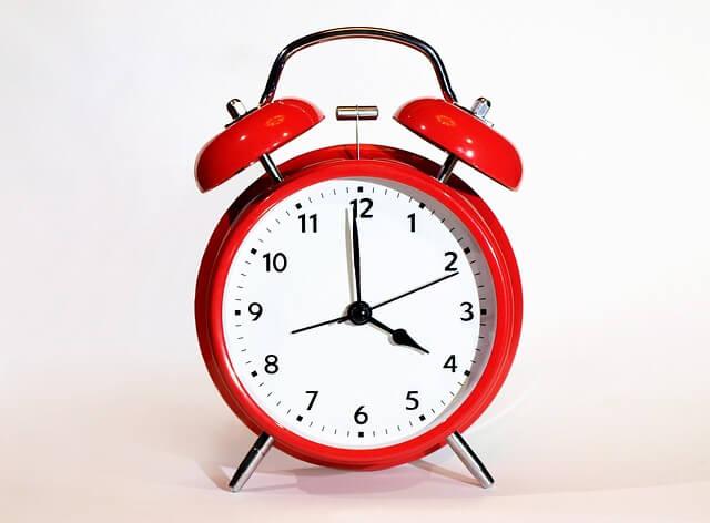 Ξύπνησες πριν χτυπήσει το ξυπνητήρι;