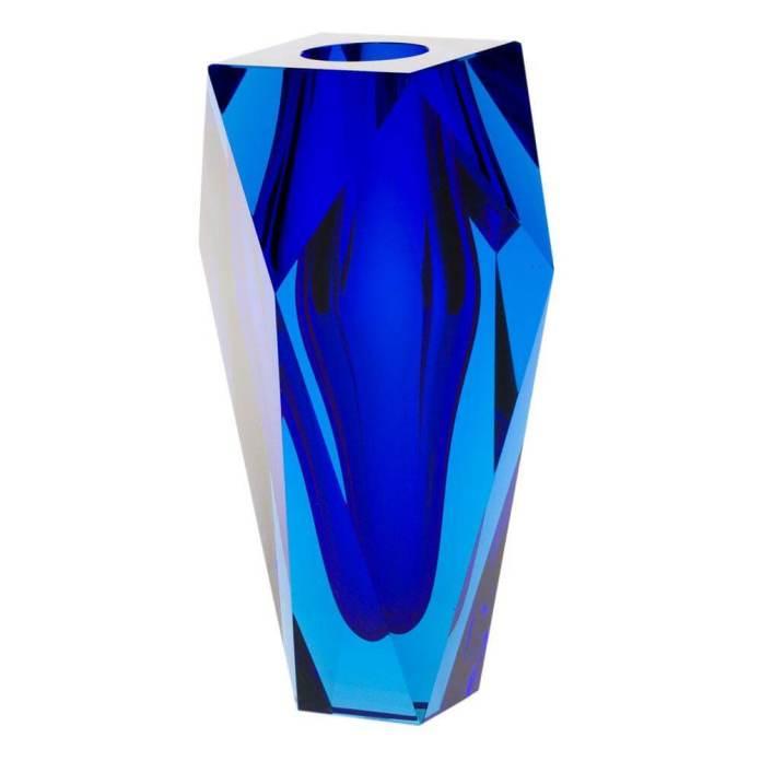 Για λάμψη στο κρυστάλλινο βάζο