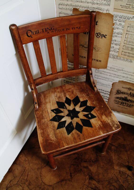Ρετρό καρέκλες και πολυθρόνες