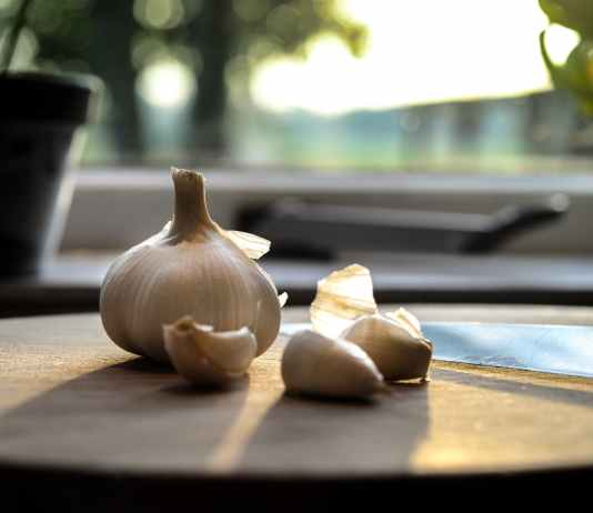 Ρύθμισε τη γεύση του σκόρδου στο φαγητό