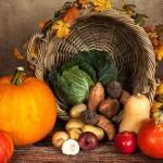 Λαχανικά και φρούτα πλούσια σε καροτενοειδή