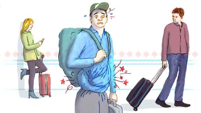 Πως θα αποφύγεις τη διάρροια όταν ταξιδεύεις