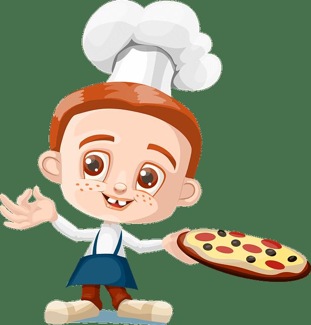 Πως θα χωρέσεις δύο μεγάλες πίτσες στη σχάρα του φούρνου
