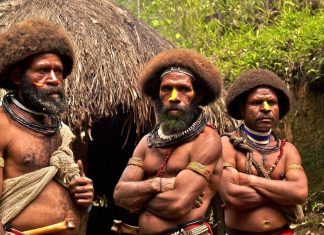 Τι ξέρεις για τους Παποόυες;