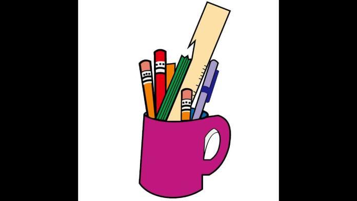 Πως θα τοποθετήσετε σωστά τα στυλό, τους μαρκαδόρους και τα μολύβια στη μολυβοθήκη