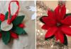 DIY όμορφα Χριστουγεννιάτικα διακοσμητικά