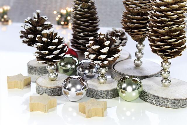 7 diy Χριστουγεννιάτικα διακοσμητικά