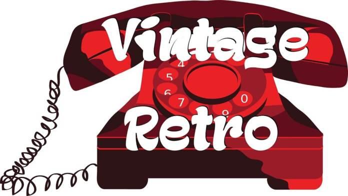 Τα vintage και τα ρετρό