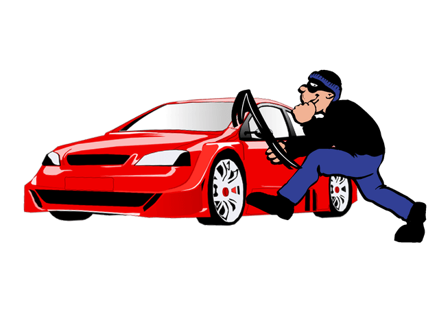 Ο κλέφτης αυτοκινήτων δίνει συμβουλές … για να μη σας κλέψει το αυτοκίνητο