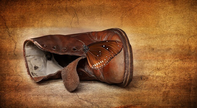 Φαγώθηκαν τα παπούτσια – υπάρχει κόλπο!